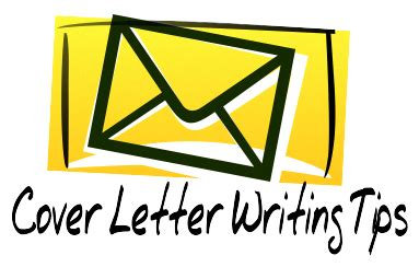 Emailed cover letter format